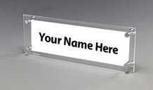 Office and Door Signs - Name Plates