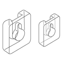 Keyhole/Hanging Devices