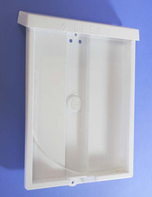 "8-1/2"" Outdoor Brochure Box"