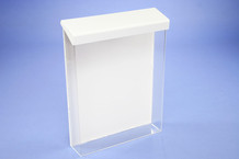 "8-3/4"" Wide Outdoor Brochure Holder"
