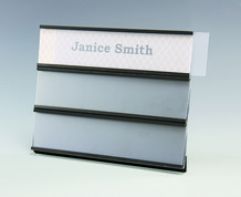 Interchangeable Wall Mount Door Signs - Name Plates