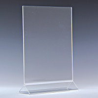 Plastic Sign Frames / Top Loading Table Tents