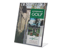 Sign Frames with Brochure Pockets