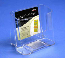 "4"" Short Brochure Holders"